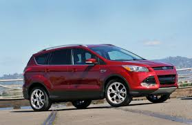 Ford Escape Exhaust - review 2014 ford escape blends sporty character with utility