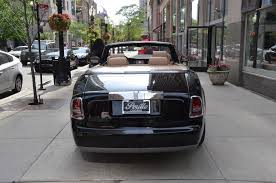 diamond plated rolls royce 2009 rolls royce phantom drophead coupe stock gc1310aa for sale