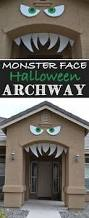 Oversized Outdoor Halloween Decorations by Best Simple U0026 Scary Diy Outdoor Halloween Decorations Diy