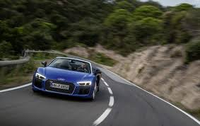 audi r8 features audi r8 spyder features multi material frame light metal age