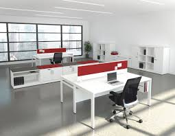 office reception interiors