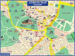 Greece Maps Tutku Tours Greece Maps