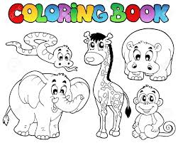 excellent design color project awesome coloring books animals at