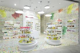 shop design pixelated shop interiors shop design