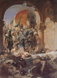 Constantinople Ottoman Empire Michael Kritovolous Of Imbros D 1470 On The Fall Of