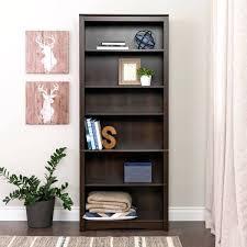 ameriwood 6 shelf bookcase bookcase baxton studio barnes 6 shelf modern bookcase white 6