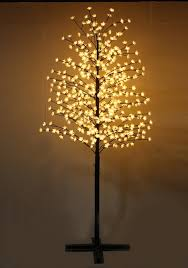 Tree Led Lights Hi Line Gift Ltd Outdoor Cherry Blossom Tree With Flowers And 488