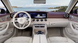 2018 mercedes benz e class cabrio wallpaper germany cars