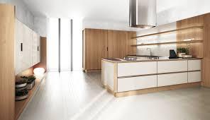 elegant white wood scandinavian kitchen interior with amazing