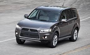mitsubishi outlander sport 2014 custom 2014 mitsubishi outlander commercial vehicles suv credit