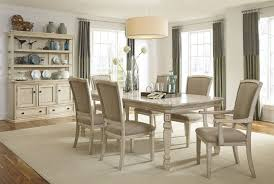 Formal Dining Table by Signature Design By Ashley Demarlos Formal Dining Room Set With