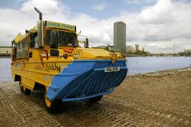 amphibious vehicle duck the london duck tours are coming to an end this month
