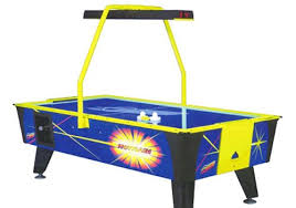 hockey time air hockey table super chexx bubble hockey table reviews