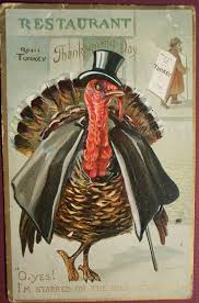 thanksgiving postcards