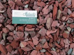 Red Landscape Rock by Decorative Stone For Landscaping Haluchs Landscaping Products