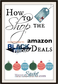 black friday deal amazon how to shop the amazon black friday deals new watch list