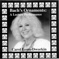 bach s ornaments a lecture performance