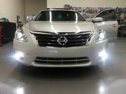 Led Light Bulbs For Headlights by Which Bulbs Fit The 2015 Nissan Altima Sv Better Automotive