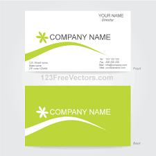 business card template ai business card template illustrator