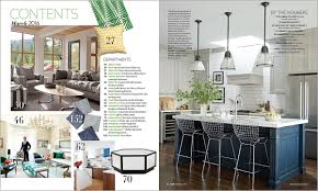 House And Home Kitchen Designs March 2016
