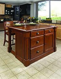 aspen kitchen island home styles 5520 949 aspen kitchen island with 2 bar