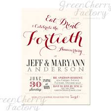 designs 50th anniversary invitation cards with free printable