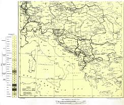 Map Eastern Europe File Ethnographical Map Of Central And South Eastern Europe The