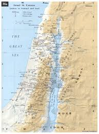 Map Of Israel In Jesus Time Bible Maps Precept Austin