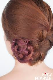 images of braids with french roll hairstyle french braid bun hairstyle tutorial hair romance