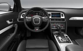 Audi A6 Sedan Interior Wallpaper Hd Car Wallpapers