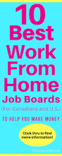 the best job search sites to find work from home jobs tackling