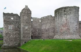 Old Castle Curtain Wall Rothesay Castle Wikipedia