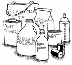 Toxicity Of Household Products by Getting Rid Of Trash Safely Hesperian Health Guides