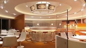 Modern Restaurant Interior Design Ideas TutorialChip - Fast food interior design ideas