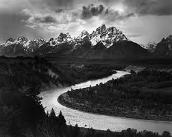 ansel adams yosemite and the range of light poster mimicking the masters ansel adams lomography