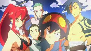 gurren lagann gurren lagann project revealed and it u0027s not an anime u2013 little
