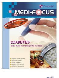 medifocus april 2007 diabetes mellitus type 2 diabetes management