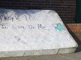love mattress people fell in love on me nothing really mattress