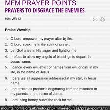 what s the difference between those canned prayer points and hail