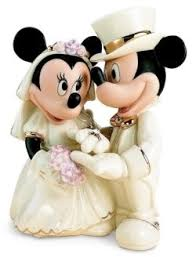 mickey and minnie cake topper 27 magical disney wedding cake toppers disney weddings wedding
