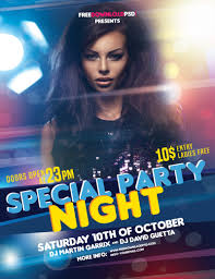 advertising template free night party flyer free download freedownloadpsd com advertising templates psd announcement flyer design best flyer design birthday flyer design