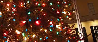 fashioned christmas tree fashioned christmas tree lights chritsmas decor