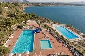siege promovacances hotel perla golfo terrasini sicile et italie du sud