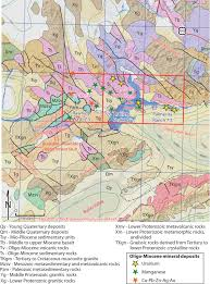 Map Of Utah And Arizona by Arizona Geology Why We Map 1 Artillery Mountains Western Arizona