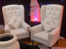 King And Queen Throne Chairs King And Queen Thrones And His And Her Chair Only R950 A Pair