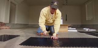 garage floor finishing options today s homeowner