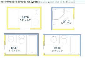 bathroom layouts 5 piece bathroom layout bathroom layout small bathroom plan small