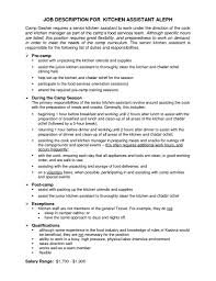 kitchen manager resume sample free resume example and writing
