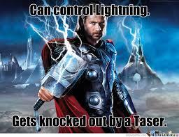 Funny Thor Memes - stupid thor by deadpool5405 meme center