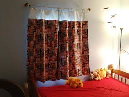 How To Blackout Windows by A Set Blackout Curtain Design For Your Windows
